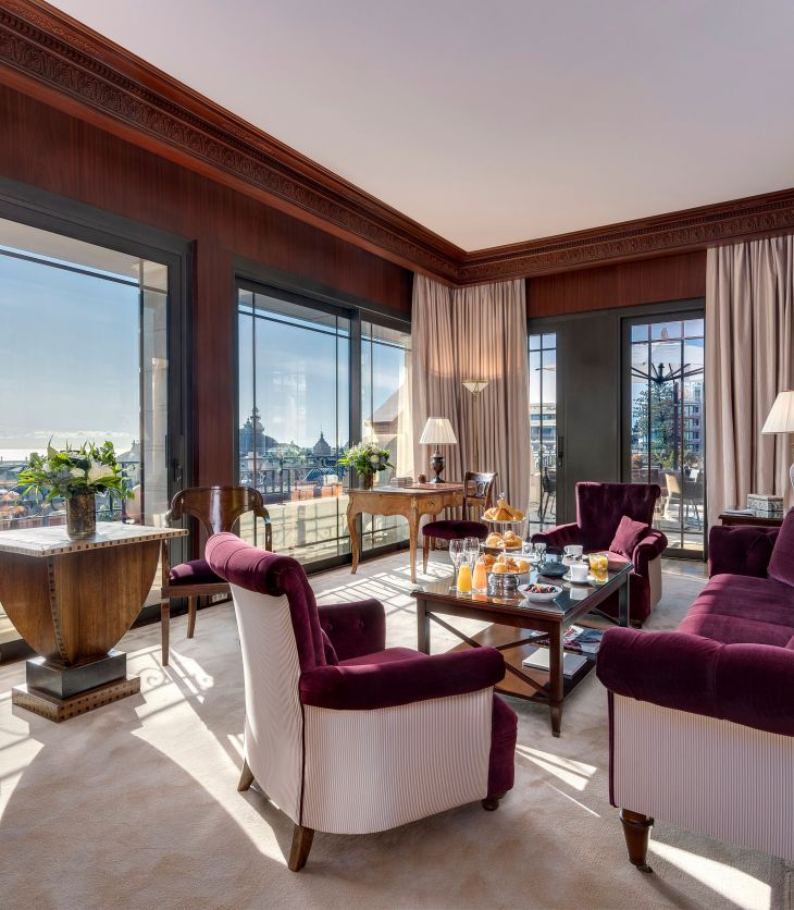 Hotel Metropole Monte-Carlo Unveils New Look For Its Penthouse Suite