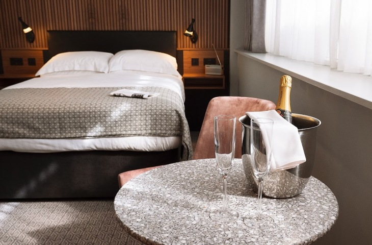 Insider's Look Within Telegraph Hotel, Coventry's First Design-Led Hotel