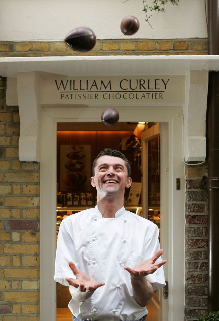 William Curley interview