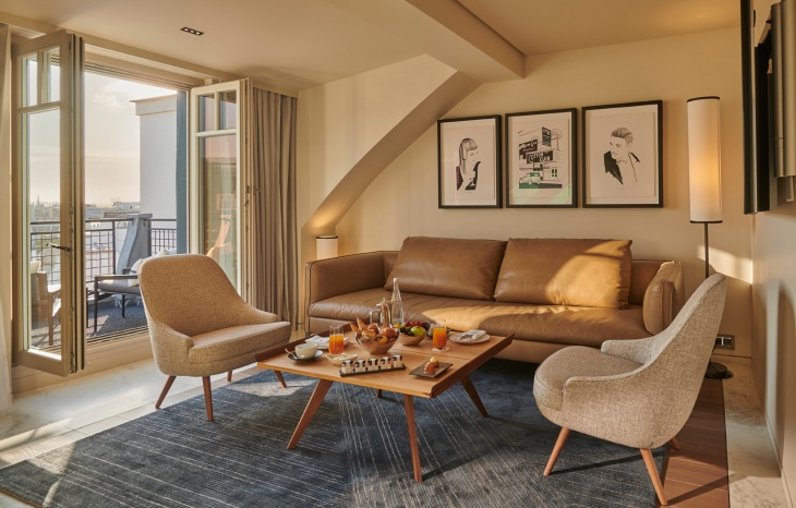 The Lutetia Hotel Unveils Incredible New Penthouse