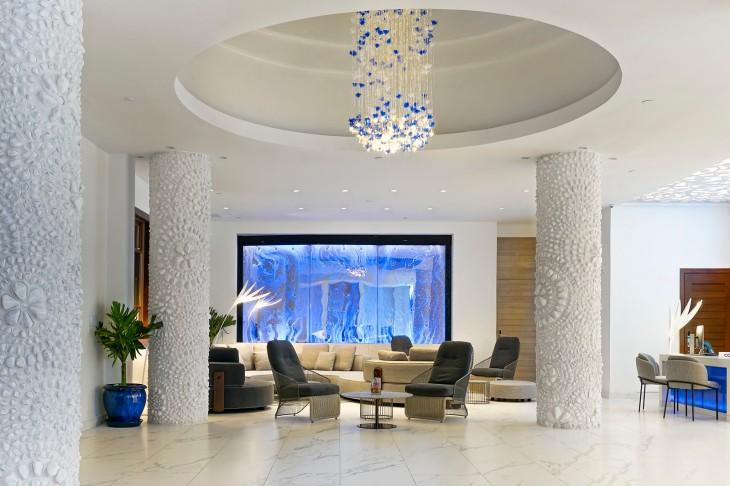 The Lobby, CuisinArt Golf Resort & Spa