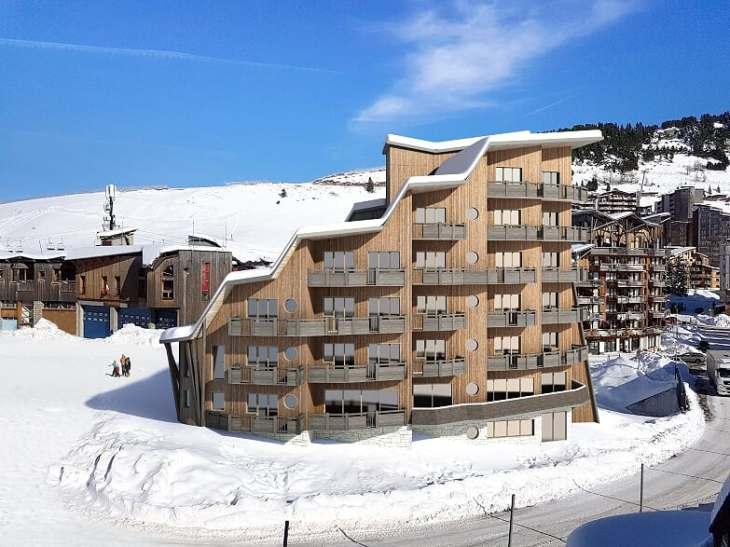 Hôtel MiL8: Insider's Look At Avoriaz's Haute New Stay