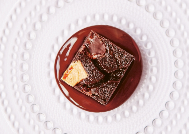 Chloe Timms' Coconut Flour Brownies - The Wordrobe
