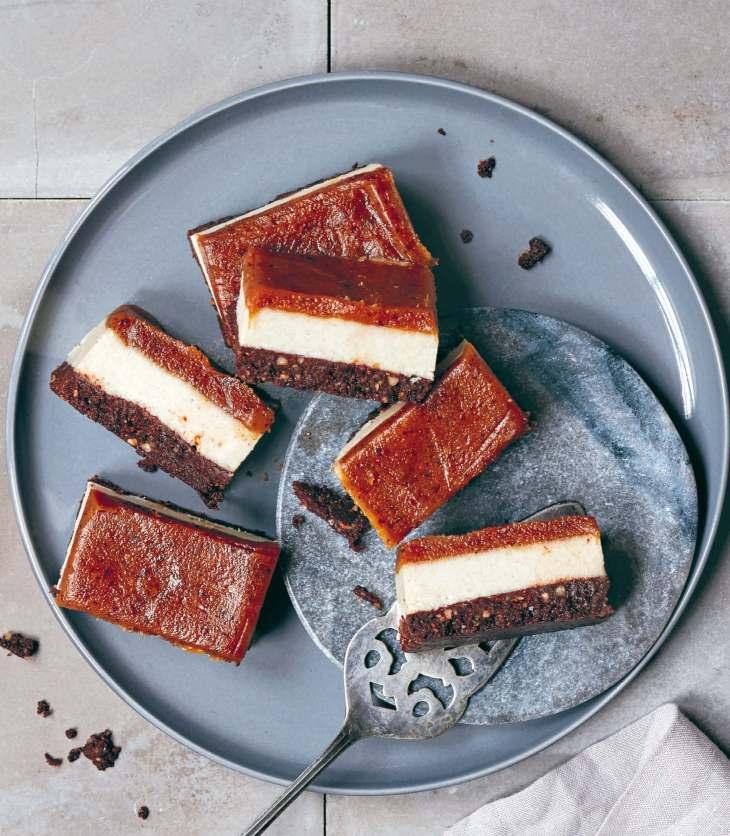Nicole Maree's Triple Layer Caramel Cream