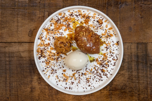 Restaurant Review: The Hunter's Moon, South Kensington